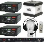 ASL Intercom Set