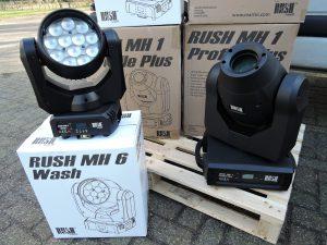 Rush MH1 MH6